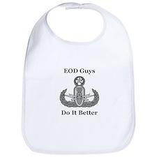 EOD Guys Do It Better Bib