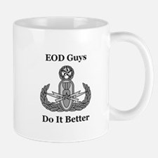 EOD Guys Do It Better Mug