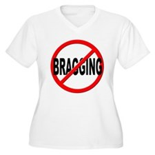 Anti / No Bragging T-Shirt