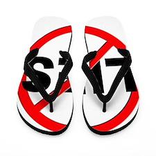 Anti / No Lies Flip Flops