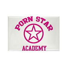 Porn Star Academy Rectangle Magnet