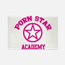 Porn Star Academy Rectangle Magnet