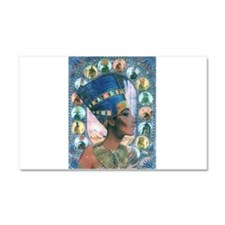 Queen of Egypt Nefertiti Car Magnet 20 x 12