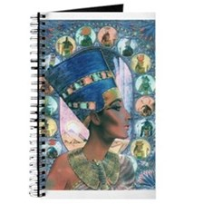 Queen of Egypt Nefertiti Journal