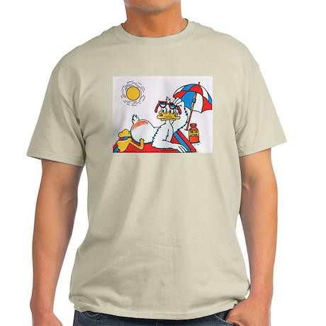 Summer Vacation/Fun Humor Light T-Shirt