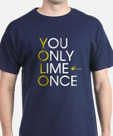 YOLO Lime T-Shirt
