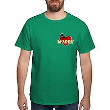 NCIS McAbby T-Shirt