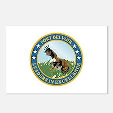 Fort Belvoir Postcards (Package of 8)