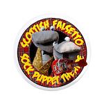 "Socks logo Chunky 3.5"" Button (100 pack)"