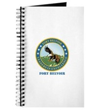 Fort Belvoir with Text Journal