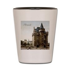 Vintage Brussels Porte de Hall Shot Glass