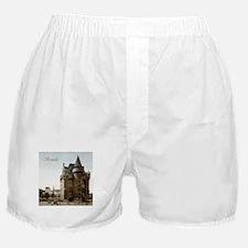 Vintage Brussels Porte de Hall Boxer Shorts