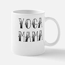 Yoga Mama Tattoo Mug