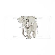21345155.png Aluminum License Plate