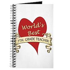 Cute 7th grade Journal