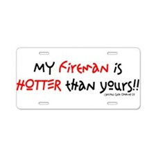 HOTTER1_PP.png Aluminum License Plate