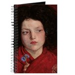 Irish Girl by Ford Madox Brown Journal