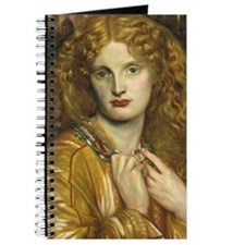 Helen of Troy by Rossetti Journal