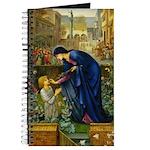 St Itta by Burne-Jones Journal