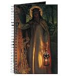 Jesus Light of the World by Holman Hunt Journal