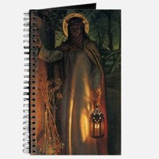 Jesus Light of the World by Holman Hunt Journal