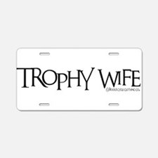 TROPHY1B.png Aluminum License Plate