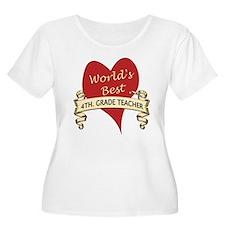 Unique 4th grade teacher T-Shirt