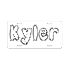KYLER8_CC23.png Aluminum License Plate