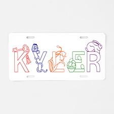 KYLER2_AA7.png Aluminum License Plate