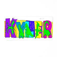 KYLER_2.jpg Aluminum License Plate