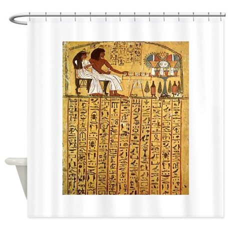 Best Seller Egyptian Shower Curtain By The Jersey Shore Store