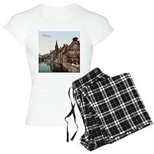 Vintage Bruges Pajamas