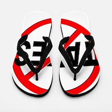 Anti / No Taxes Flip Flops