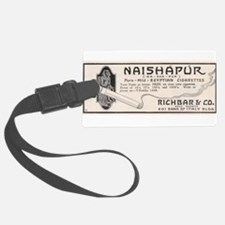Naishapur Luggage Tag