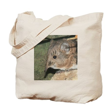 A Little Nosy Tote Bag