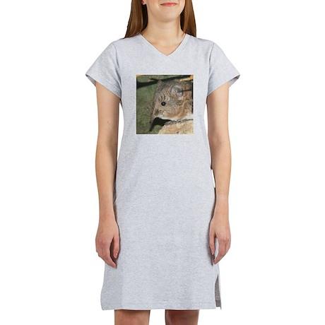 A Little Nosy Women's Nightshirt