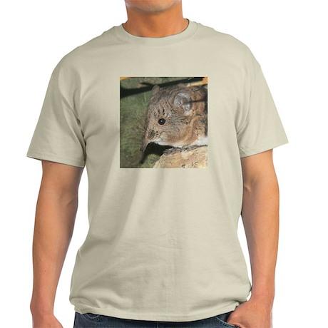 A Little Nosy Light T-Shirt