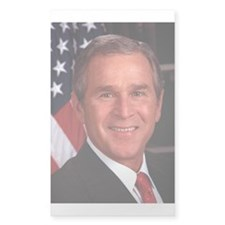 George W. Bush Decal