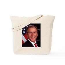 George W. Bush Tote Bag