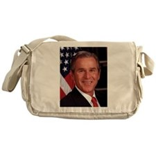 George W. Bush Messenger Bag