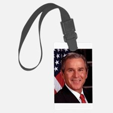 George W. Bush Luggage Tag