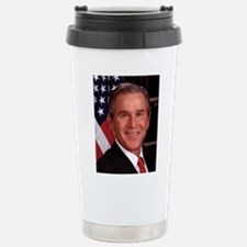 George W. Bush Travel Mug