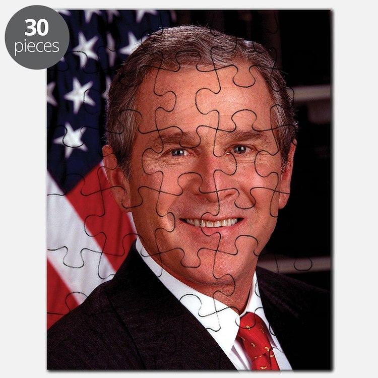 George W. Bush Puzzle