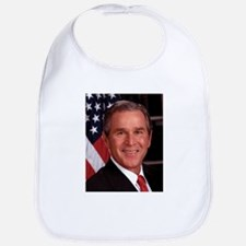George W. Bush Bib