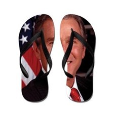 George W. Bush Flip Flops
