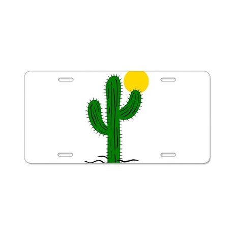na00726_.wmf Aluminum License Plate