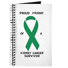 Kidney Cancer Survivor Proud Friend Journal