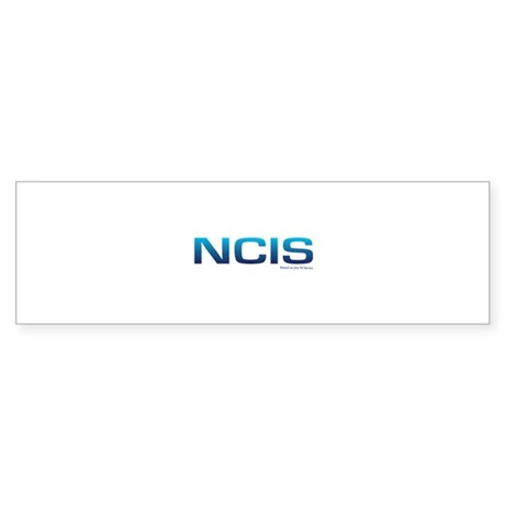 NCIS Sticker (Bumper)