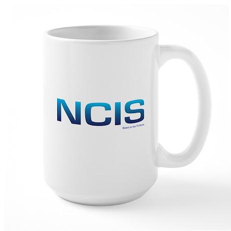 NCIS Large Mug