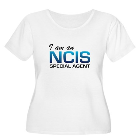 I am an NCIS special agent Women's Plus Size Scoop